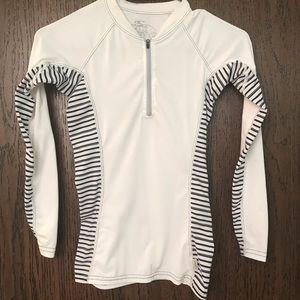 O'Neil quarter zip athletic top